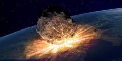 كويكب عملاق وقمر يمران بالأرض السبت