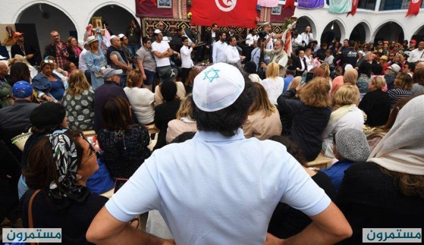 زيارة لسياح صهاينة لتونس وقاتل الشهيد ابو جهاد من بينهم