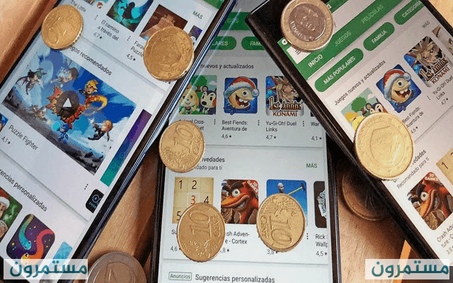 """تطبيقات وألعاب مدفوعة """"30""""يمكنك تحميلها من متجر غوغل بلاي مجانا مع نهاية الأسبوع"""