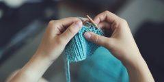 الأعمال اليدوية : تساعد على تخفيف التوتر