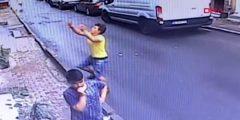 سقطت من نافذتها: جزائري ينقذ طفلة سقطت من نافذة منزلها باسطنبول (شاهد)