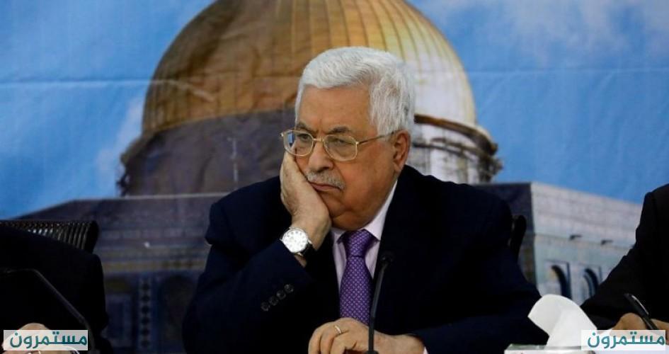 العرض الذي تلقاه الرئيس عباس من الدول العربية لحل الازمة المالية