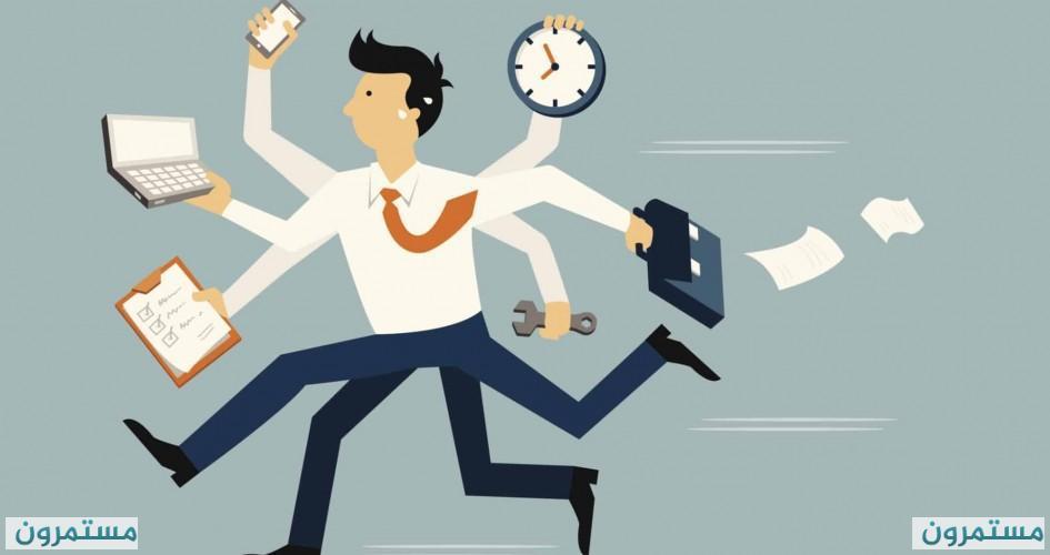 8 ساعات في الأسبوع كافية للعمل بحسب نصائح الطب النفسي