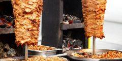 الطب الوقائي:تضبط لحوم فاسدة في أحد مطاعم الشاورما بغزة