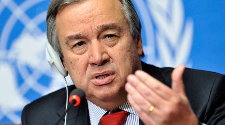 للمرة الأولى منذ 75 عام.. غوتيرش: ميثاق وقيم الأمم المتحدة مهددة!