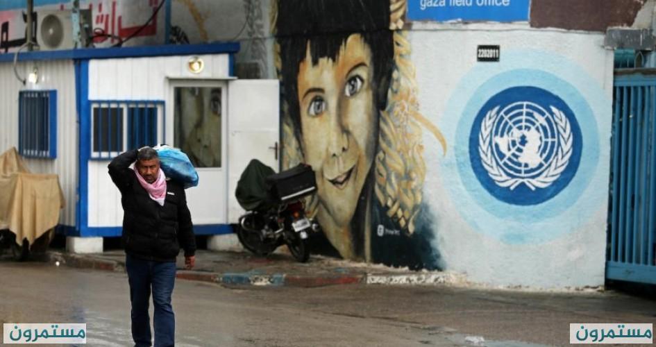 اليوم العالمي للاجئين: 41% من مجمل السكان في فلسطين لاجئون