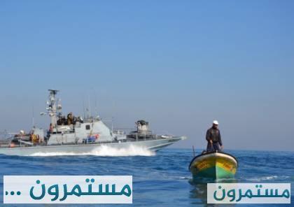 الاحتلال يقرر تقليص مساحة الصيد في غزة