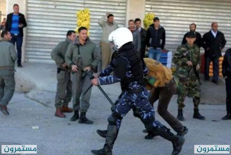 الامن الفلسطيني يعتقل عناصر من حزب التحرير