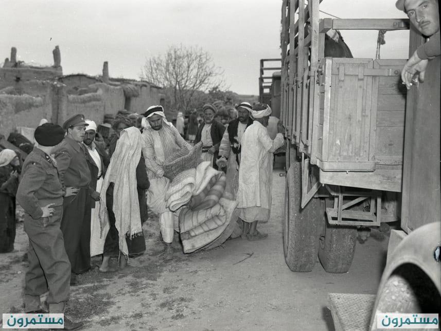 دفن النكبة : كيف تخفي إسرائيل بشكل منهجي أدلة عام 1948 على طرد العرب