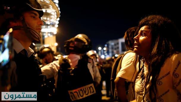 عنف الشرطة يدفع الإسرائيليين الإثيوبيين إلى الخوف والغضب واليأس