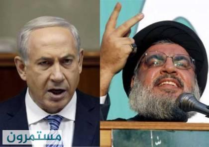 تراشق بين حزب الله واسرائيل والاخيرة تتحدث عن ضربة عسكرية ساحقة للبنان ونصر الله