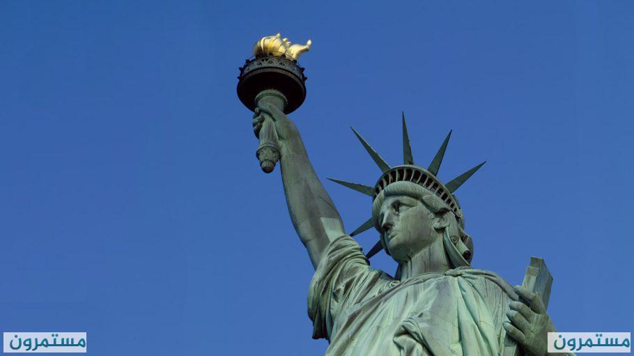 المملكة العربية السعودية تحصل على تمثال الحرية الخاص بها