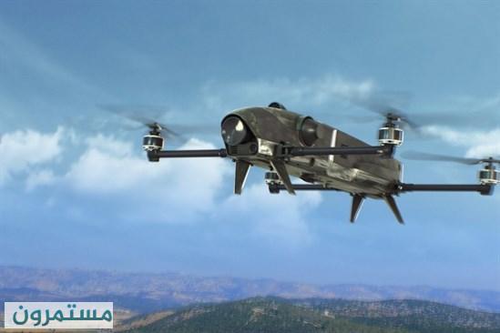 """مقاومون تمكنوا من إسقاط طائرة تصوير  الإسرائيلية """"كواد كابتر"""" وتستولي عليها"""