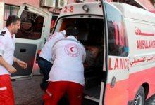 انفجار جسم مشبوه وسط القطاع وإصابة خطيرة لطفل