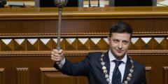 رئيس أوكرانيا : من يبلغ عن فاسد أو مرتشي له 10 % من الأموال المصادرة