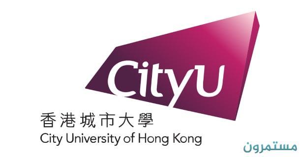منحة الدكتوراه في جامعة سيتي في هونغ كونغ ، 2020