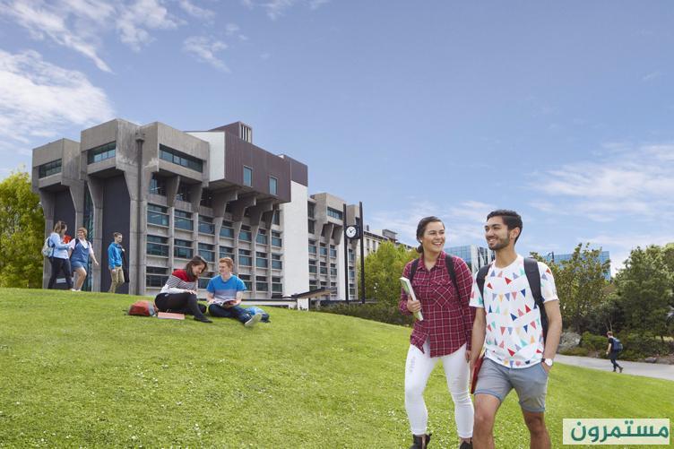 منحة ماجستير تجارة الجارديان تراست في جامعة كانتربري في نيوزيلندا