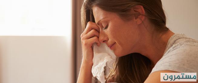 دراسة تؤكد أن البكاء جيد لصحتك