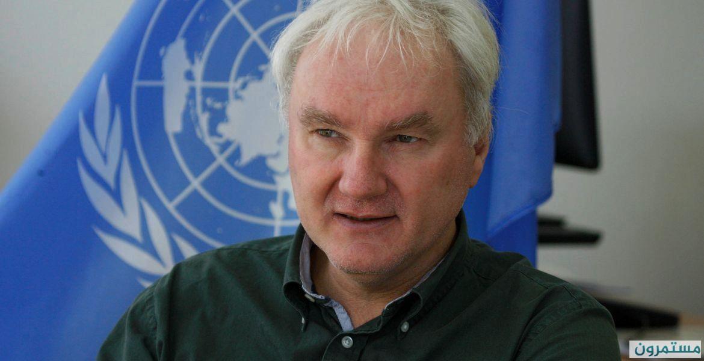 مدير عمليات الأونروا في غزة ماتياس شمالي حول التمويل والعام الدارسي