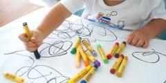 تطور رسوم الاطفال عند فيكتور