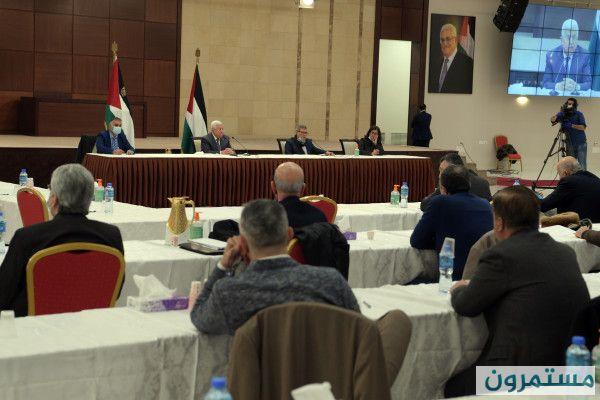 الرئيس عباس: مصممون على إنجاز الانتخابات وحوار القاهرة بعد أقل من أسبوع آهم الأخبار