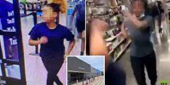 (فيديو) جريمة بشعة: أربع مراهقات يقتلن فتاة داخل متجر ويوثقن ذلك!