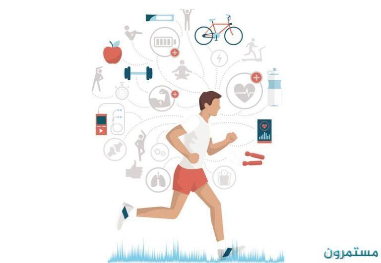 اللياقة البدنية وأهميتها وعناصرها وأنواعها