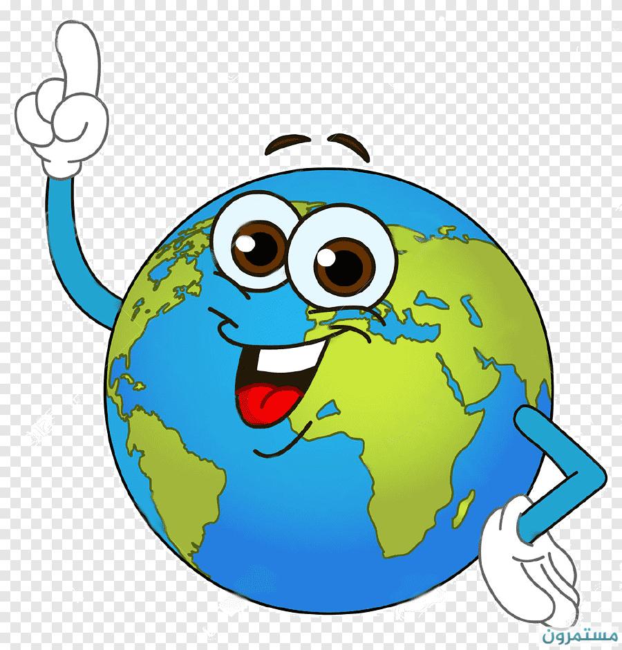 معلومات جغرافية عن الكرة الارضية