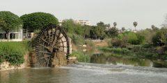 نهر العاصي واسمائه وسبب تسميته