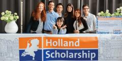 منحة هولندا لدراسة الماجستير والبكالوريوس 2021
