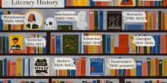 للمتقدمين لامتحان وظيفة معلم بالحكمة كتاب British Literature and American Literature.pdf