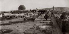 صور نادرة لمدينة القدس عام 1890م