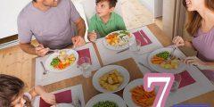 7 عادات خاطئة تمارس بعد الأكل
