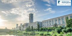 منحة جامعة نوتنغهام في الصين لدراسة البكالوريوس