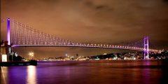 تعرف على جسر البوسفور أول جسر معلق يربط بين آسيا وأوروبا