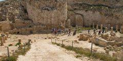 أقدم المدن التاريخية المأهولة بالسكان في الشرق الأوسط