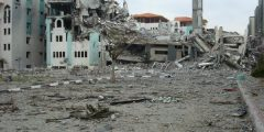 جهد كبير في ملف إعادة الإعمار للمتضررين من حرب 2014 وسابقتها