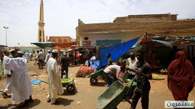 السودان.. التضخم يتجاوز 400 بالمئة مع تنامي الاستياء الشعبي