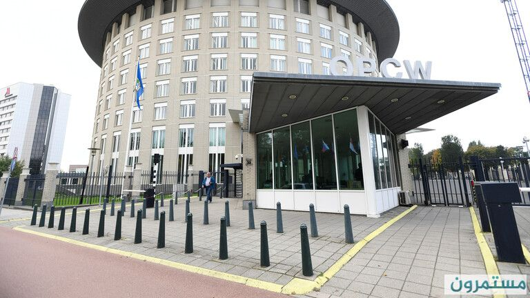 شاهد في ألمانيا: منظمة حظر الكيميائي صححت خطأ في مسودة تقريرها حول قضية نافالني