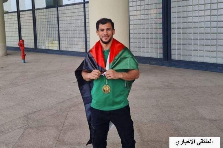 لاعب الجودو الجزائري يتحدث عن كواليس قرار انسحابه من أولمبياد طوكيو نصرة للقدس