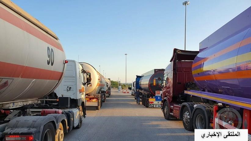 اسرائيل تفتح معبري بيت حانون وكرم أبو سالم لإدخال الوقود والبضائع