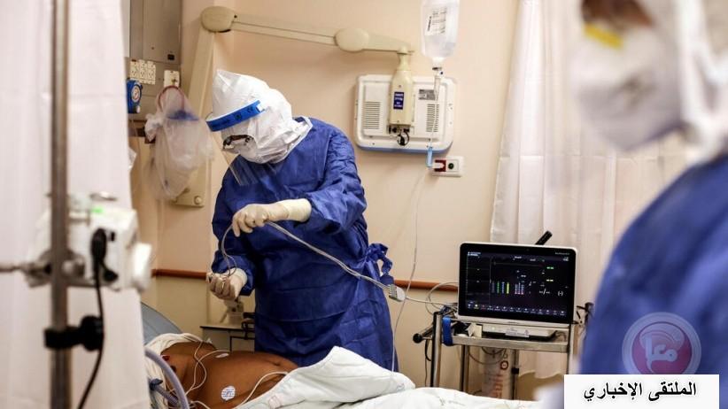الصحة الاسرائيلية -10 وفيات وقرابة 8 الاف اصابة بكورونا