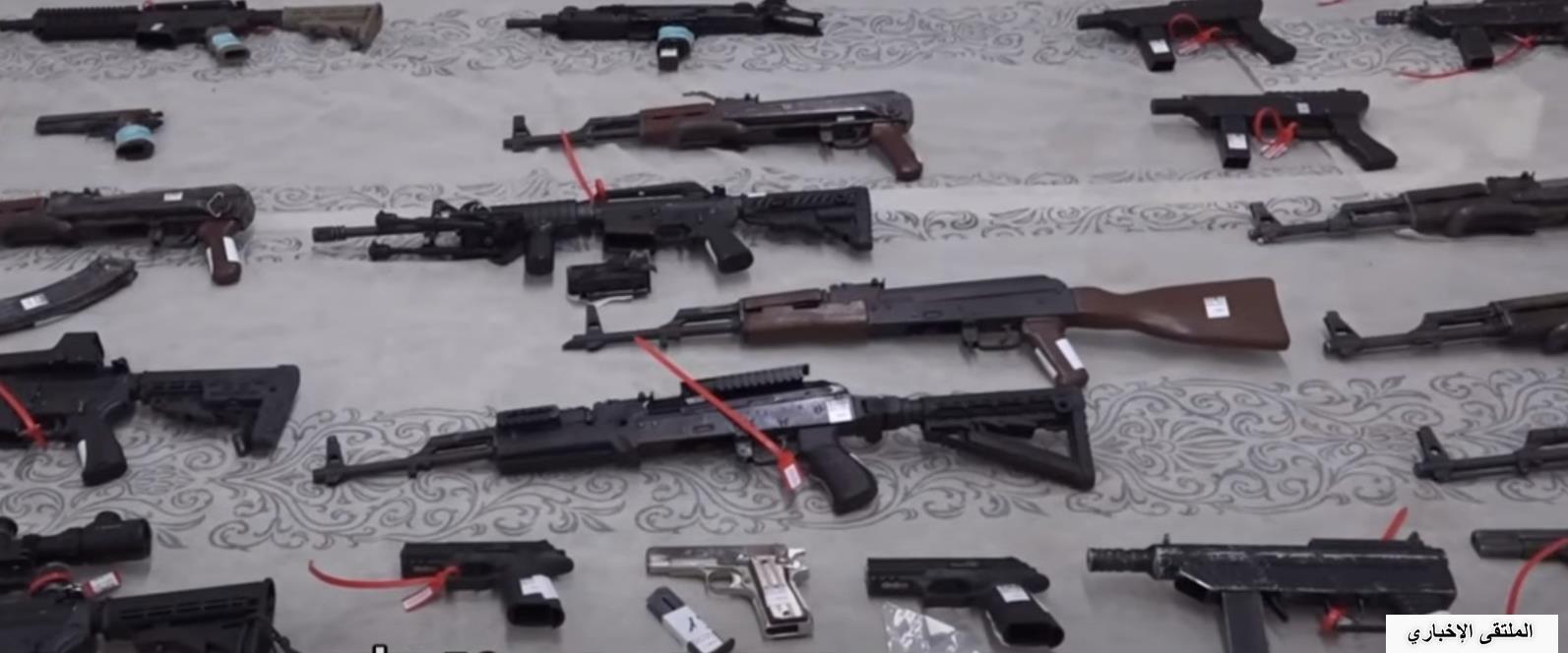 معطيات الشرطة تشير الى ان 96% من السلاح غير القانوني ضبط في المجتمع العربي