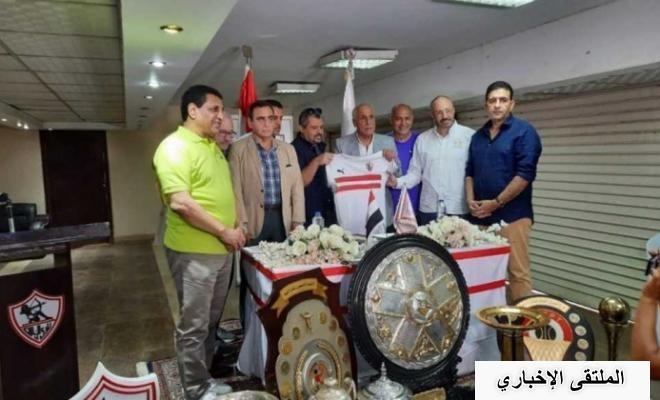 نادي الزمالك المصري ينشئ فرعا جديد بالإمارات