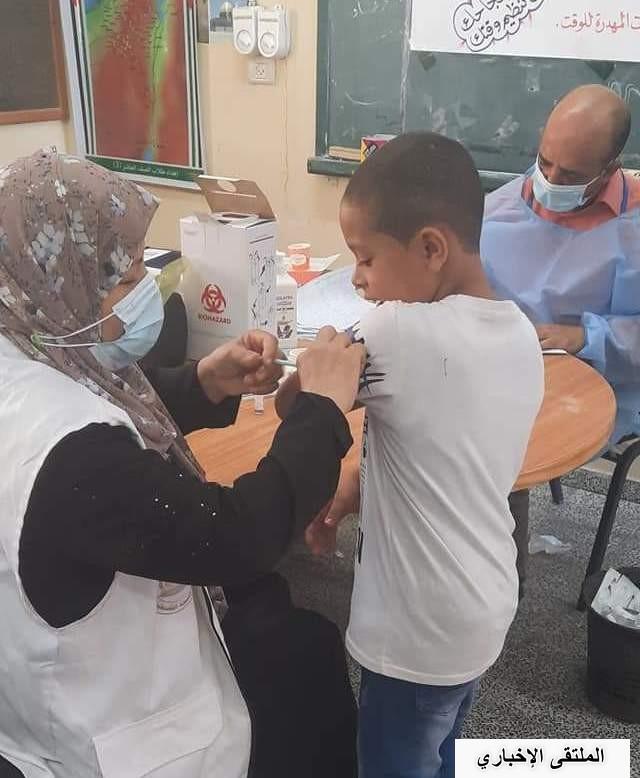 مديرية رفح تطلق حملة للتطعيم ضد شلل الأطفال وتيتانوس