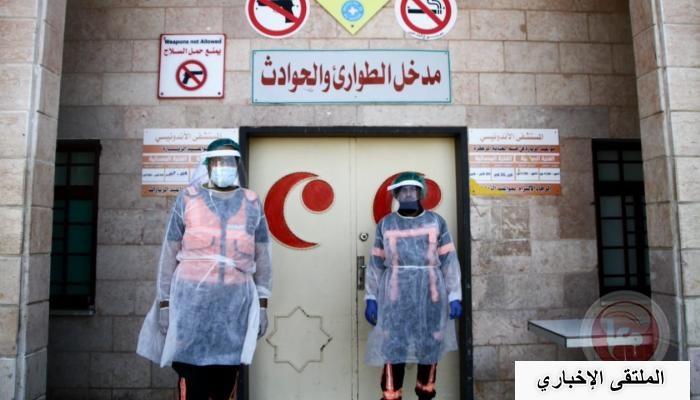 غزة: تسجيل 5حالات وفاة و 314 إصابة جديدة بكورونا خلال 24 ساعة