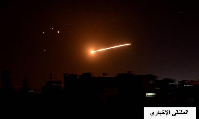 شاهد: إصابة ستّة جنود سوريين جراء هجوم إسرائيلي