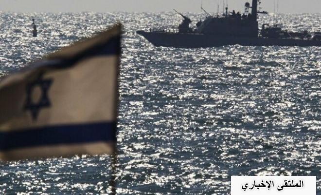 عياش لسوا : البحرية الإسرائيلية تصادر مركب صيد من بحر رفح