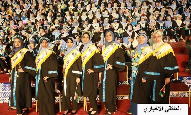 جامعة الأزهر في غزة تواصل احتفالاتها بتخريج الفوجين الـ 25 والـ 26 من طلبتها
