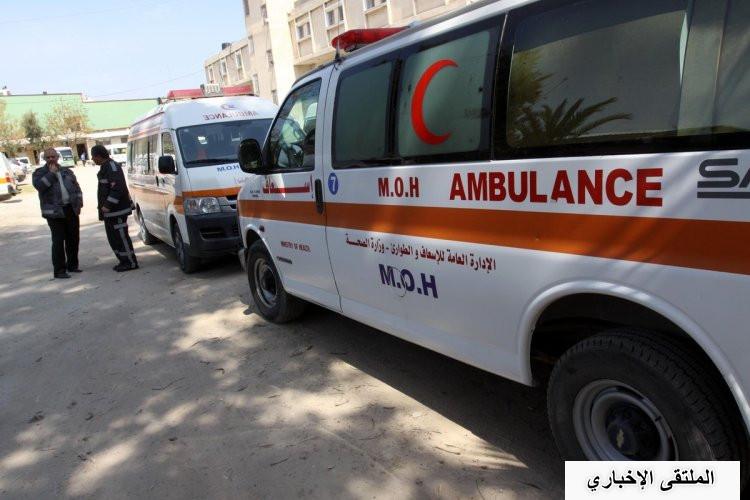 سكان غزة يتسممون ببطء بسبب الماء